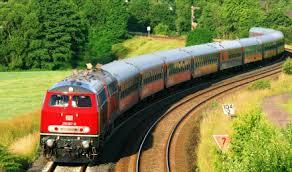 Rail transport for international trade
