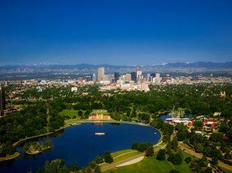 Best and safest neighborhoods of Colorado capital city.