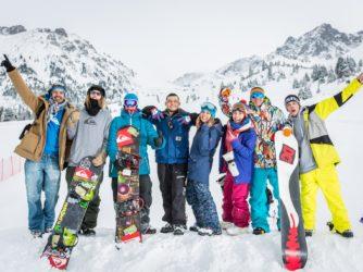 Top winter sports attractions in Colorado