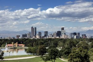 Denver, one of the best cities to live in Colorado