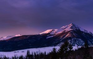 Settle down in Denver and have outside the city. Go see Rocky Mountains!