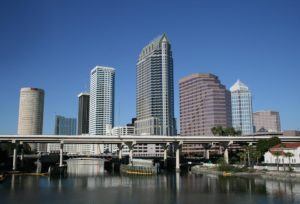 Tampa - one of the best Florida cities for retirees