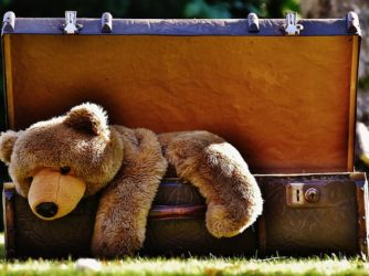 How to pack kids' toys for moving