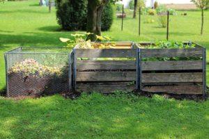 A compost.