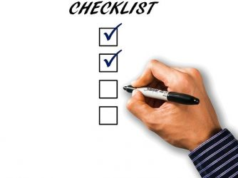 First apartment moving checklist – 2020 edition