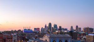 Kansas city view.