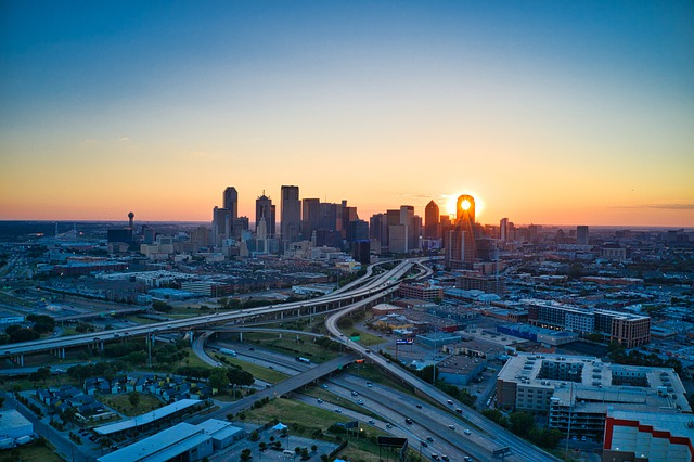 Dallas is a developed city that offers a wide range of possibilities.