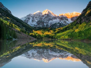 Colorado rockies landscape as one of the best places for seniors.
