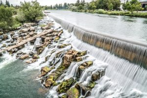 Idaho Falls, one of the best rural places in Idaho.