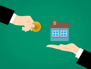 Real estate buying.