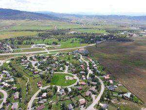 A suburb in Colorado.
