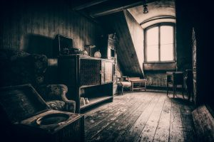 An attic