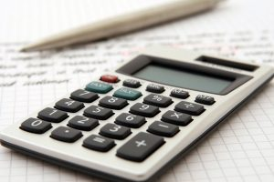 A calculator to set the costs when buying a property in Hong Kong.
