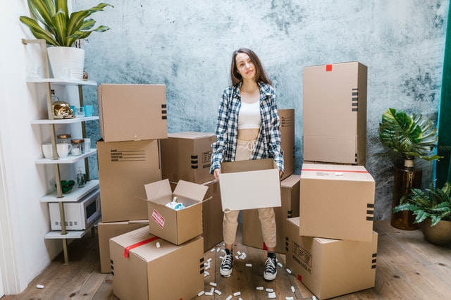How to pack for an international relocation